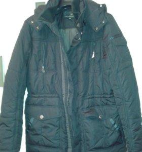 Куртка зимняя мужская 52р-р