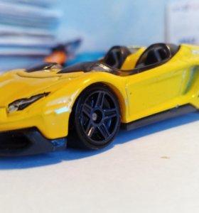 """Коллекционная модель """"Lamborghini Aventador J"""""""
