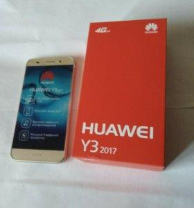 Смартфон Huawei Y3 2017