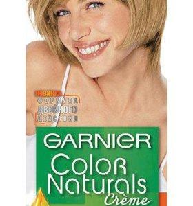 Новая краска для волос Garnier 8 и 1+