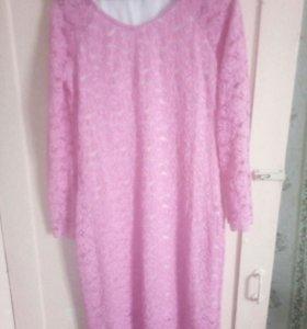 Продам платье. Одевала один раз.