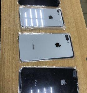 Задняя крышка на iPhone 8 plus