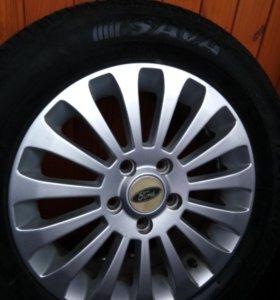 комплект колес на Форд фокус 2