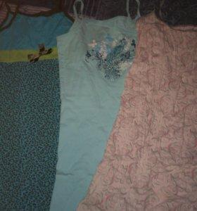 Вещи пакетом для девочки 10—11 лет