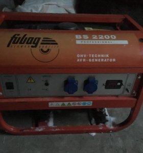 генератор fubag