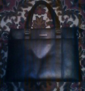 Новая сумка мужская-женская под документы