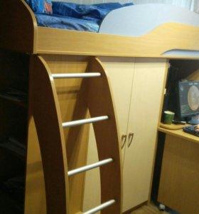 Комплект мебели для детской мальчика