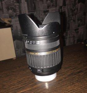 Tamron af 18-200 Nikon