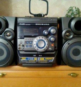 Музыкальный центр Samsung KDZ105