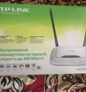 Wi-fe роутер TP-LINK