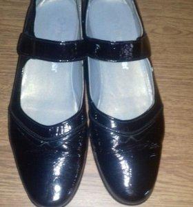 Детские туфли 36 размер