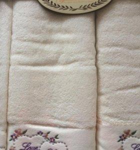 Набор больших полотенец