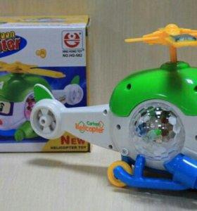 Игрушка вертолет Хелли