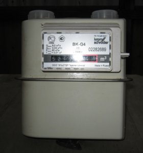 счетчик газа BK-G б/у