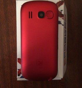 Продам мобильный телефон Texet TM-B306