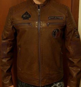 Новая мужская куртка Affliction-XL