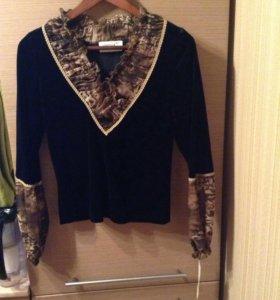 Новая ШИКАРНАЯ женская блузка кофта