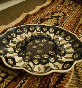 Посуда старая от глаза