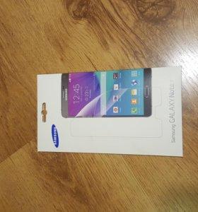 Защитная плёнка для Samsung Note 4