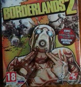 Игра borderlands 2 для play station 3.