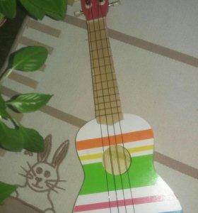 Гитара укулеле детская