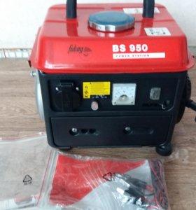 Бензогенератор Fubag BS 950