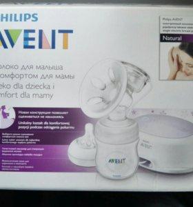 Электрический молокоотсос Philips AVENT Natural