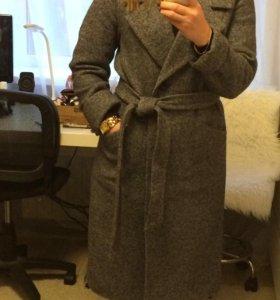 Пальто новое оверсайз