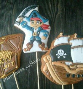 Пряники пираты