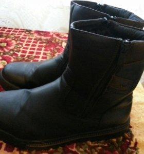 Обувь. Зима