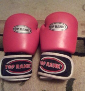 Боксёрские перчатки 10-oz