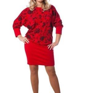 Платье новое 54,56