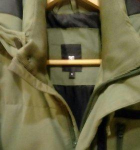 Зимняя курточка DC