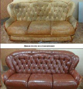 Рестоврация и покраска мебели