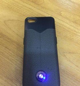 Чехол зарядка iPhone 5,5s