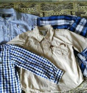 Брендовые рубашки, 80-86