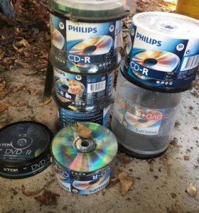 Болванки Philips SD-R