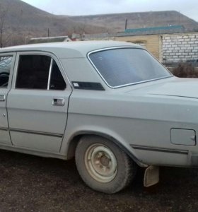 ГАЗ - 31029