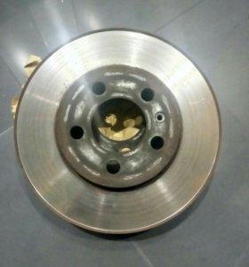 Тормозные диски Polo Sedan б/у