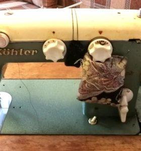 Швейная машина Kohler zigzag 53 automatic