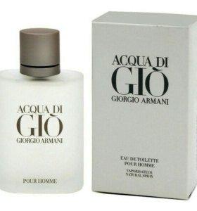 Туалетная вода Giorgio armani acqua di gio