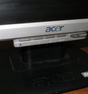 Продам LCD монитор ACER AL1716