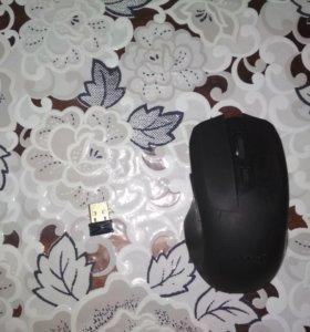 Беспроводная  компьютерная мышь.
