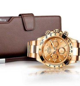 Часы Rolex Daytona + Baellerry Business. Доставка