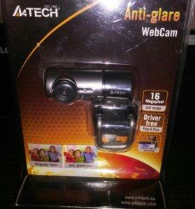 Веб камера- новая