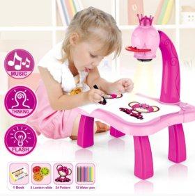 Детский проектор для рисования. Доставка по рф