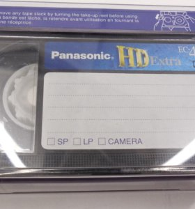 VHS кассета для камеры