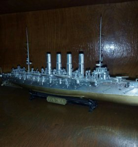 Модель корабля Варяг
