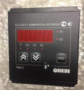 Контроллер ОВЕН ТРМ12-Н.У.Р. И ТРМ-33