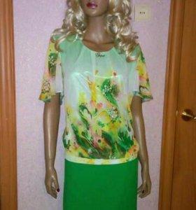 Платье новое 58 размер.